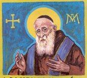 ST. LEOPOLD BOGDA MANDIC OFMCap. [1866-1942] - BRUDER
