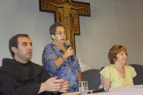 MINISTER GENERAL OFS SEDANG MEMBERI PENGARAHAN - SAO PAULO, BRAZIL