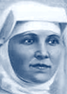 ST. MARIA CHIARA NANETTI FMM - MARTIR TIONGKOK [+1900] ASAL ITALIA