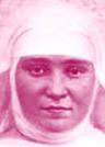 ST. MARIA JEURIS AMANDINE JEURIS FMM - MARTIR TIONGKOK [ +1900] - ASAL BELGIA