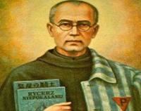 ST. MAXIMILIAN KOLBE OFMCONV. [1894-1941]