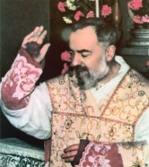 ST. PADRE PIO OF PIETRELCINA OFMCAP. [1887-1968] - STIGMATIST