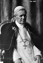 PAUS PIUS X OFS [1835-1914/PONTIFIKAT: 1903-1914] - PAUS EKARISTI -