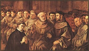 ST. BONAVENTURA OFM AND HIS BROTHERS [1221-1274]